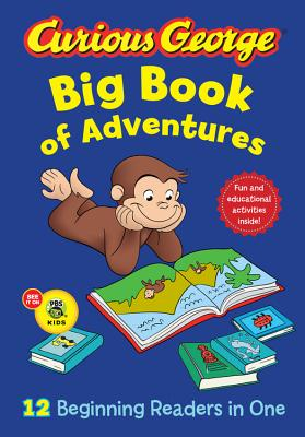 Curious George Big Book of Adventures By Rey, H. A.